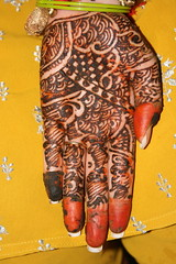 Mano della sposa (Ma.Gia.) Tags: mano henne tatuaggi matrimonioindiano sposaindiana