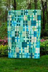 Improvisational Crosses (Ben_D's quilts) Tags: quilt cross poseidon kona solid improvisational liberated fatquarter psiquilt lollyquiltz n1203223225