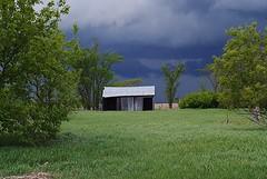 2011_06030028 (formatcdn) Tags: trees sky storm clouds winnipeg manitoba 60mm nikkor oldbuilding fujis5