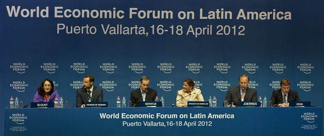 Thumbnail for World Economic Forum on Latin America 2012