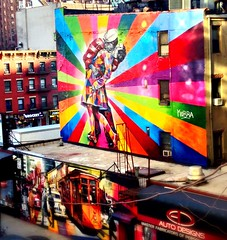 One of the thousands art pics in NYC (SK_NYCity) Tags: thepacegallery uploaded:by=flickrmobile colorvibefilter flickriosapp:filter=colorvibe