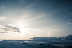 Agardhdalen (dataichi) Tags: travel snow norway canon norge north svalbard arctic artic spitzbergen spitzberg