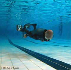 Echauffement (niscratz) Tags: france freediving larochelle 2014 apnée