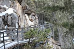 Johnstons Canyon Alberta Canada Banff national park. (davebloggs007) Tags: park canada canyon national alberta banff johnstons