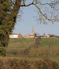 101-IMG_3175a (tjsphotobrigg) Tags: uk england canon landscape countryside churches villages lincolnshire spire coleby