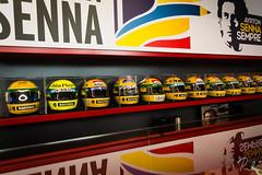 Ayrton Senna Memorial (RubiniX) Tags: helmet senna