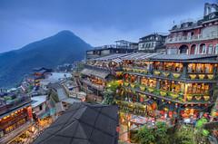 Spirited away in Jiufen (ZawWai09) Tags: taiwan spiritedaway teahouse jiufen ameiteahouse