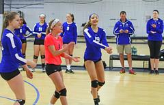 IMG_1088 (SJH Foto) Tags: school girls club high team teenagers teens volleyball cheer huddle tweens