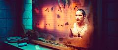 Adrian Ladron (Luis Montemayor) Tags: man film movie bathroom mirror jail espejo actor pelicula bao hombre carcel adrianladron