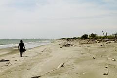 On the sea (Strocchi) Tags: sea beach canon mouth river sand mare sigma delta po spiaggia adriatic sabbia adriatico 50500mm eos7d