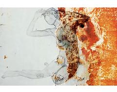 (lucho++) Tags: texture textura drawing oxido silueta dibujo