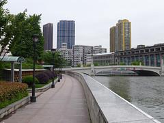 Suzhou Creek (Daniel Brennwald) Tags: china shanghai suzhoucreek hongkou northshanghai