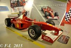 Ferrari F300 1998 - Galleria Ferrari Maranello 2015 (Ferrari-live / Franck@F-L) Tags: f1 ferrari galleria maranello 2015