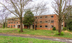 McGranahan  Hall (Eridony) Tags: abandoned college campus knoxville tennessee dorm dormitory mechanicsville residencehall knoxcounty privatecollege knoxvillecollege