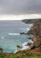 Costa Cantbrica (Julin Martn Jimeno) Tags: costa mar nikon playa gijon villaviciosa acantilado cantabrico 2016 cantabrica ora laora rutaverde d7000 caminalaora serines
