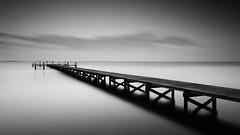 """Pier Essence"" (josesuro) Tags: longexposure digital landscapes tampabay florida piers ruskin 2016 afsnikkor28mmf18g jaspcphotography nikond750"
