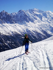 Day 0: Col des Darts (Erik.G.) Tags: zermatt chamonix skitouring skitour hauteroute valsorey plateauducouloir