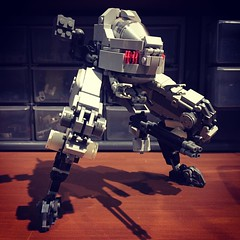 Current work in progress (Messymaru) Tags: square lego squareformat mech moc chickenwalker iphoneography instagramapp xproii uploaded:by=instagram