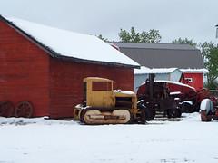 DawsonCkWWPV23 (alicia.garbelman) Tags: canada creek dawson farmmachinery pioneervillage walterwrightpioneervillage