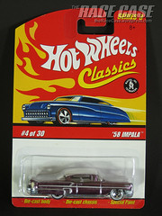 '58 Chevy Impala (theRaceCase) Tags: cars toys hotwheels collectible matchbox diecast johnnylightning