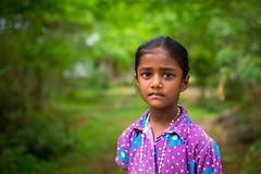 (Akilan T) Tags: portrait india color girl child littlegirl tamilnadu environmentalportrait vedanthangal