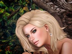 (Auroraselina) Tags: portrait angel avatar secondlife