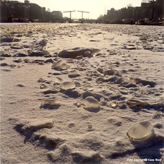 Amstel 1996 (kees.stoof) Tags: winter amsterdam magerebrug amstel ijs