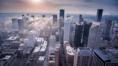 Drone Shots Houston (epicmirrorless) Tags: houston texas unitedstates us drone aerial fromabove city street dji phantom phantom4