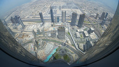 room at the top (johnny eighto) Tags: burj khalifa dubai tower high top