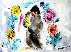 Happy Father's Day from all of us at the Gallery in the Sun! (DeGrazia Gallery in the Sun) Tags: arizona ted architecture artist gallery desert artgallery tucson az foundation adobe dads fathersday fathers nonprofit degrazia catalinas ettore nationalhistoricdistrict teddegrazia galleryinthesun