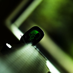 For Green. (Grf f the Pp [@Grfbd]) Tags: green guitar artistcom