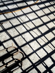 In the Shades (wilwilwilsonsonson) Tags: shadow abstract lines contrast