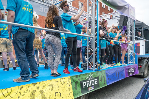 PRIDE PARADE AND FESTIVAL [DUBLIN 2016]-118001