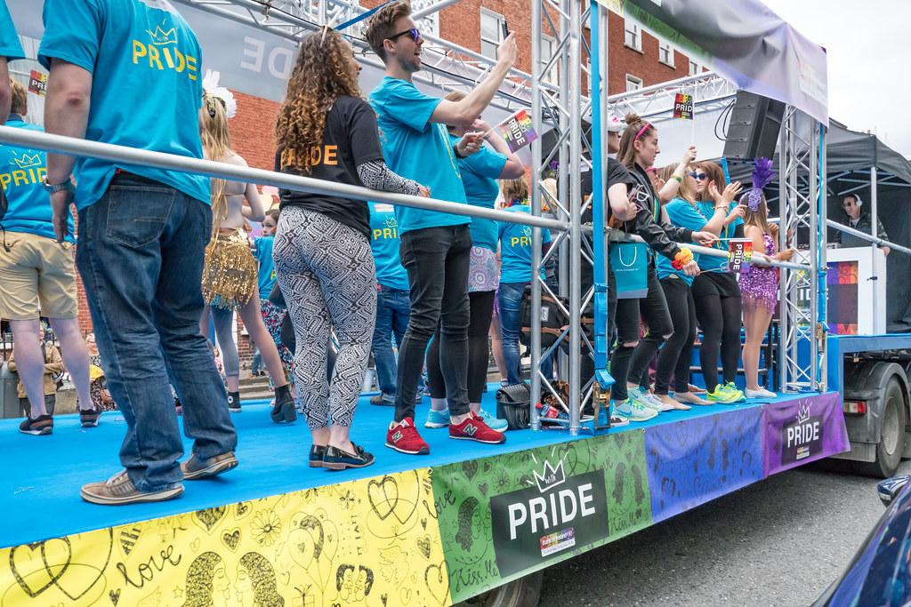 PRIDE PARADE AND FESTIVAL [DUBLIN 2016]-118001