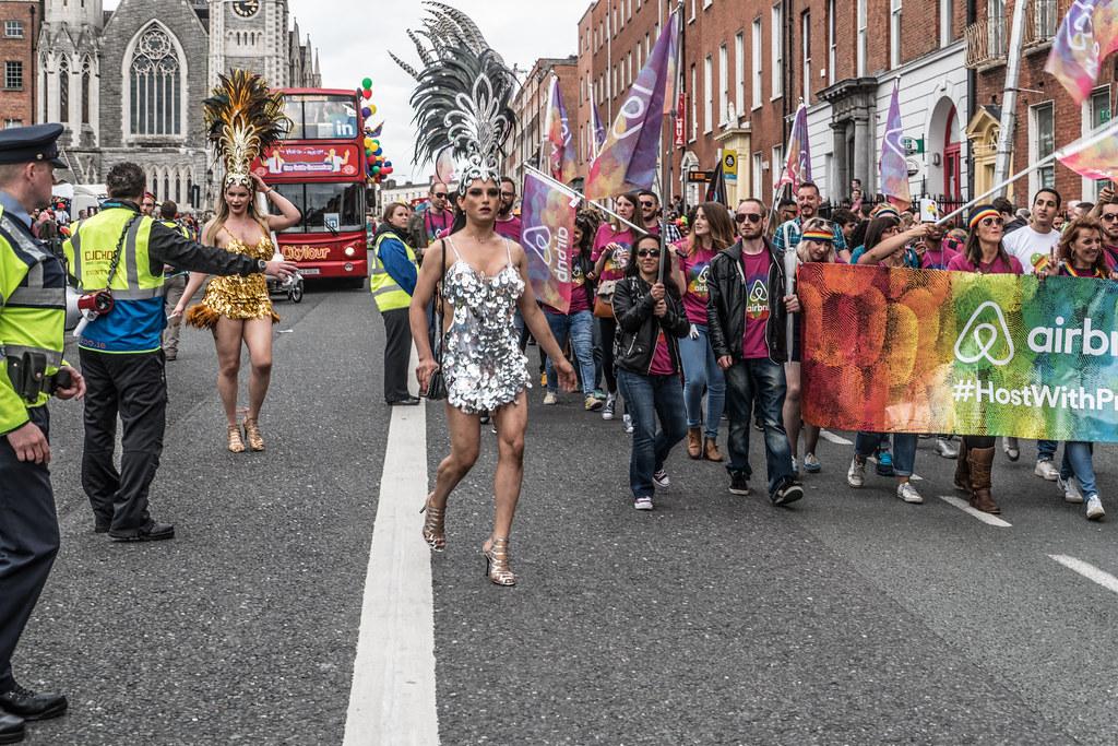 PRIDE PARADE AND FESTIVAL [DUBLIN 2016]-118116