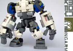STRONG^RM (m_o_n_k_e_y) Tags: mecha robots scifi lego moc