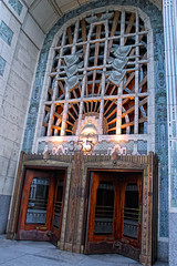 Marine Building (K D Photos) Tags: building heritage vancouver downtown bc icon marinebuilding burrardstreet