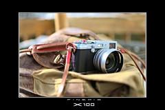 Fuji Finepix X100  &  Gordy's camera straps (SergeK ) Tags: camera classic beauty digital 35mm fuji bright finepix frame fujifilm form innovation hybrid straps viewfinder x100 neckstrap gordys neckstraps sergek lugmount hybridviewfinder