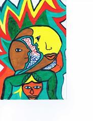 PAP-DAV-08 (moralfibersco) Tags: art latinamerica painting haiti gallery child fineart culture scan collection countries artists caribbean emerging voodoo creole developingcountries developing portauprince internationaldevelopment ayiti