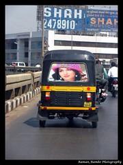 Rickshaw Takia (Surat) .. :D (Raman_Rambo) Tags: rickshaw takia ayesha surat