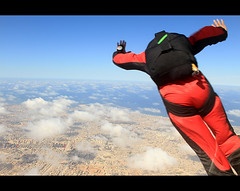 Sky Diving The Best hobby ( [ Libya Photographer ]) Tags: sky sport canon eos diving hobby best 7d libya the benghazi    alahli  alahly    mygearandme mygearandmepremium