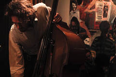 Jamoboree 01 (Tegid Cartwright) Tags: party music london folk gig singer accordian limehouse doublebass jameboree