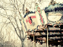 Carrousel (Ana Corrales Photography) Tags: winter france vintage invierno francia carrusel carrosuel