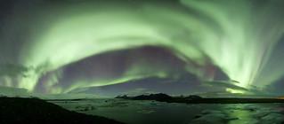 Aurora | Jökulsárlón, Iceland