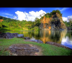 Colors are the smiles of nature (Mel Mijares) Tags: green nature colors smile canon singapore shot little guilin explore frame winning bukit batok