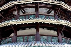 Teluk Intan (phalinn) Tags: travel people architecture canon buildings photography eos asia outdoor sigma malaysia 7d jalan 1020mm menara hoya perak darul telukintan ridzuan phalinn condong