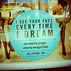 Photograph (kayla iso) Tags: square typography lyrics sydney dream photograph quotes 1983 manlybeach everytime g11 defleppard