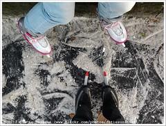 * (Dit is Suzanne) Tags: lake netherlands meer iceskating nederland v skates paterswoldsemeer schaatsen haren  toertocht  views300 natuurijs paterswoldermeer ditissuzanne     samsunggalaxygio 11022012 201202111533schaatsen