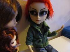 He Arrives: 13 (hillary795) Tags: doll pullip hash taeyang taeyanghash taeyanghashdoll