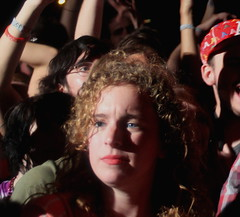 The Shock of It All (lockhart_k) Tags: girl festival person mysterious